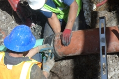 Sanitary Sewer Main Repair
