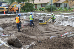 County Sanitary Sewer Main Rehabilitation