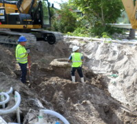 County Sanitary Sewer Repair - Subterrain Technologies, Inc