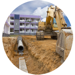 Tampa Bay Pipe Excavation