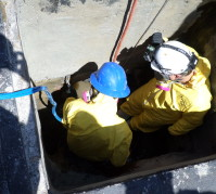 Storm Structure Repair - Subterrain Technologies, Inc.